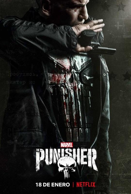 Netflix revela tráiler oficial de la segunda Temporada de Marvel The Punisher - temporada-2-de-marvel-the-punisher