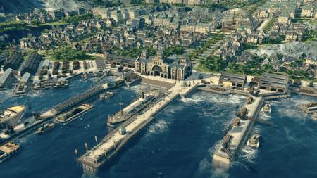 Ubisoft revela las fechas de la Beta Abierta de Anno 1800