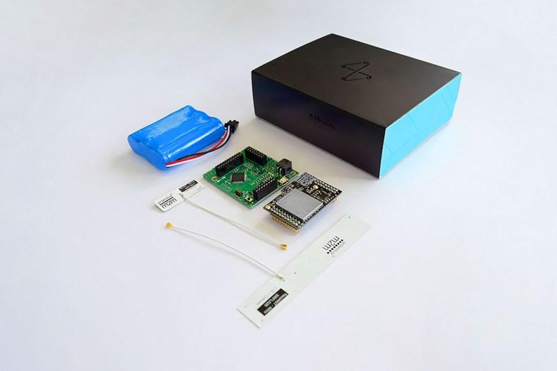 Logra éxito startup mexicana en hardware que facilita el internet de las cosas - athen-sense-system-800x533