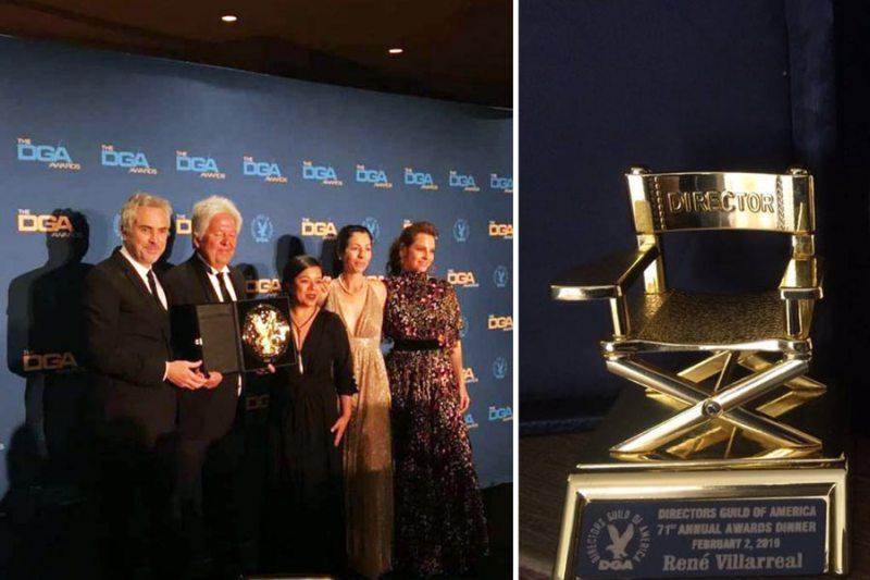 8 egresados del Tec de Monterrey fueron pieza clave para 2 películas nominadas al Oscar - cuaron-rene-villarreal