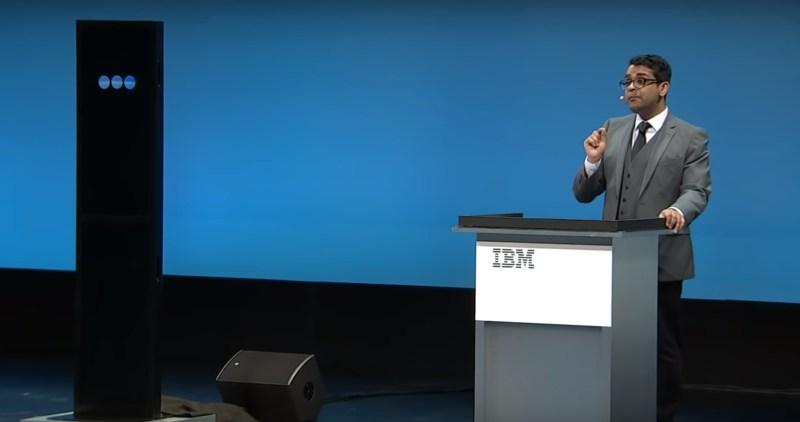 IBM hace historia: Debate entre un sistema de Inteligencia Artificial y un ser humano - debate-project-debater