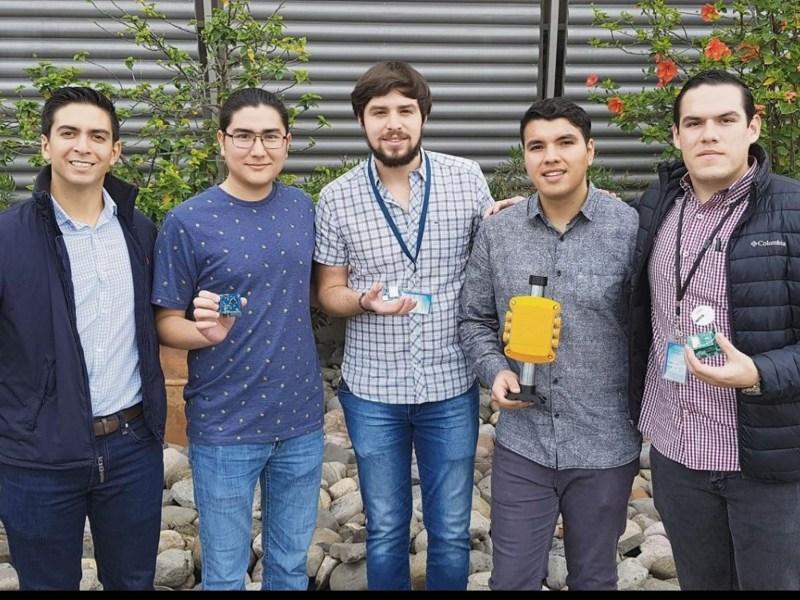 Logra éxito startup mexicana en hardware que facilita el internet de las cosas - emprendedores-de-solutions-4iot