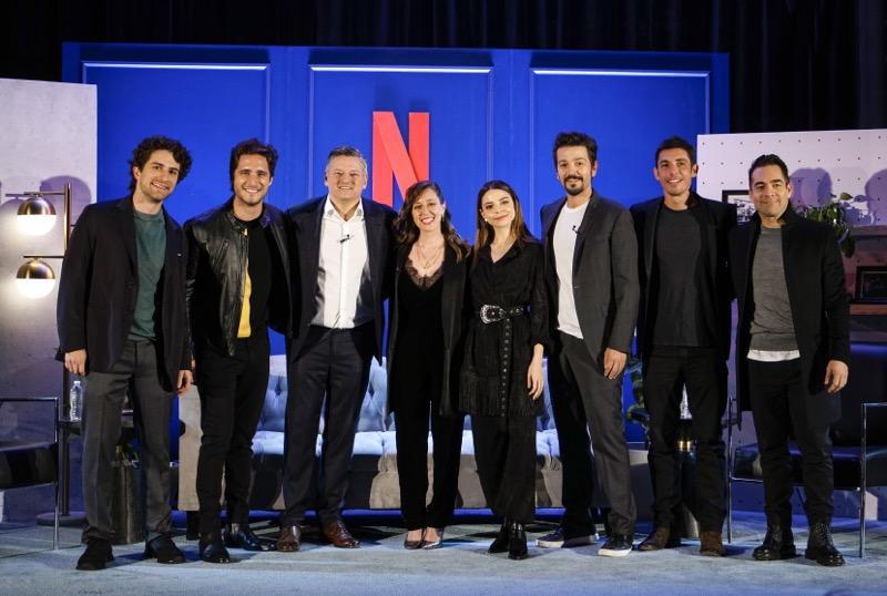 Netflix anuncia 50 producciones locales y la apertura de su oficina en México - foro_netflix_mex