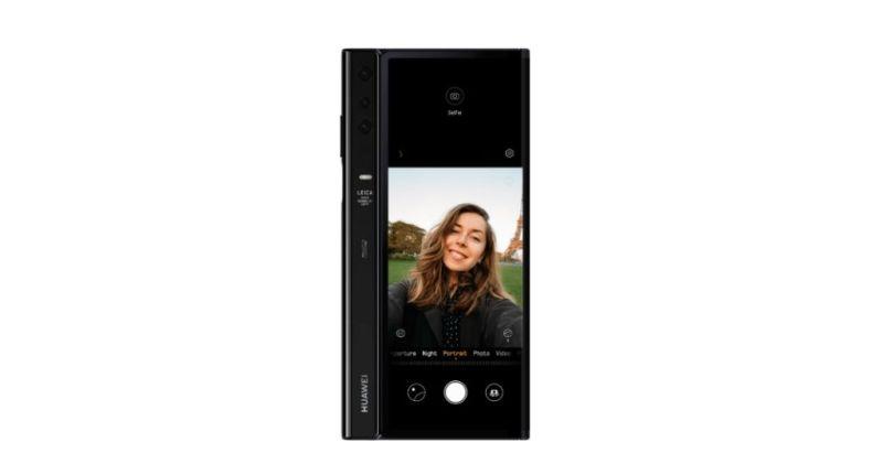 El Huawei Mate X ya es real: pantalla flexible y 5G, sus características principales - hmx-camera-800x421