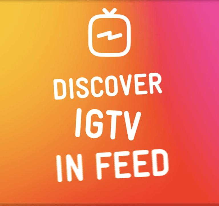 Instagram ahora ya te mostrará desde el feed una previsualización del IGTV antes de ver el video completo - igtv-en-el-feed-instagram