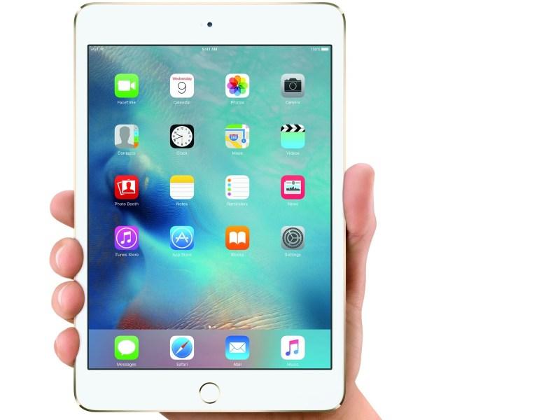 iPad Mini 5: mismo diseño pero más potencia - ipad-mini-4
