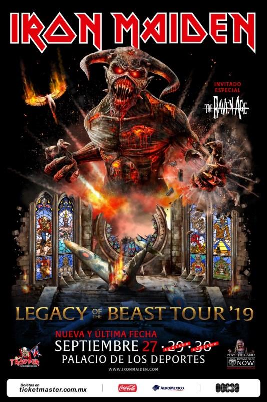 Iron Maiden anuncia una nueva fecha en el Palacio de los Deportes - iron-maiden-3