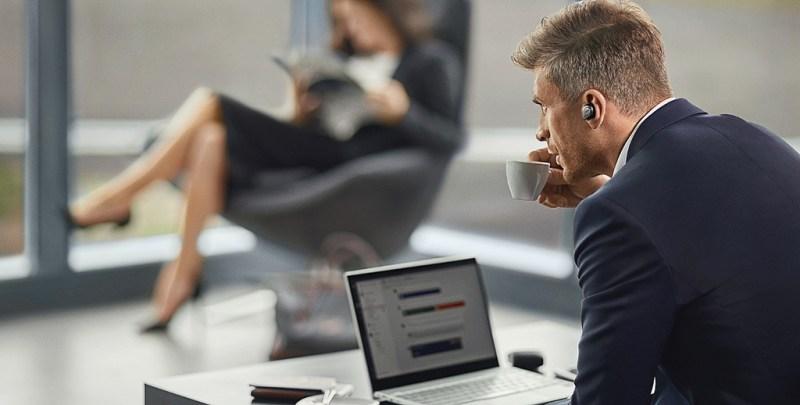 Jabra lanza el primer headset intra-auricular inalámbrico diseñado para uso profesional - jabra-evolve-65t_headset-intra-auricular