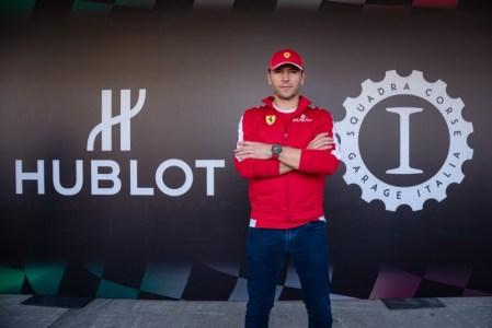 Martín Fuentes, piloto mexicano anuncia participación en el serial más importante de autos turismo a nivel mundial