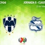 Monterrey vs Puebla: Cómo ver en vivo en la J8 del Clausura 2019