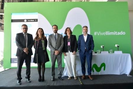 Telefónica Movistar anuncia alianza con Arena Ciudad de México