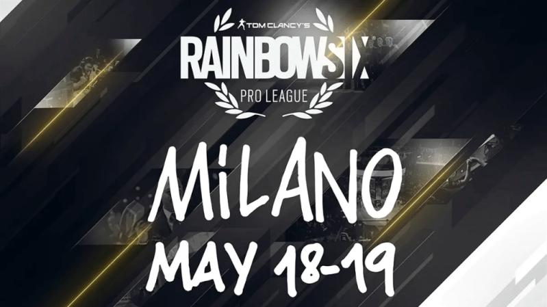 Ubisoft anuncia la novena temporada de la Rainbow Six Pro League llegará a Milán del 18 al 19 de mayo