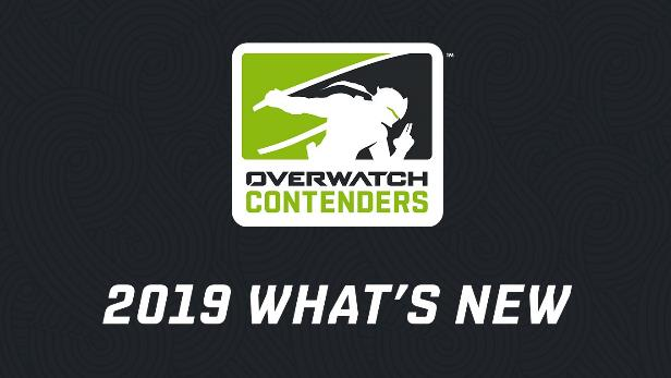 Lo nuevo en Overwatch Contenders en 2019 - overwatch-contenders-en-2019