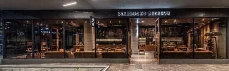 Inauguración de la Starbucks Reserve Bar Nuevo León