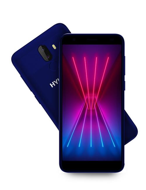 HYUNDAI Technology lanza su segunda generación de Smartphones 2019 - smartphone_h65_hundai