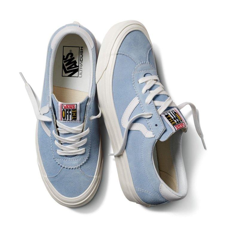 Vans presenta la colección Vans Anaheim Factory - sp19_classics_anaheim_factory_og_light_blue_suede-766x800