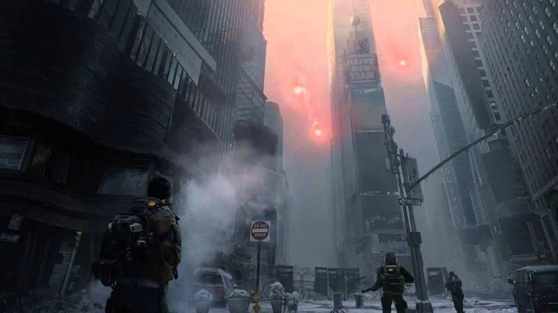 5 escenarios de los videojuegos de Ubisoft, donde podrías disfrutar de una inolvidable velada romántica - times-square-en-the-division