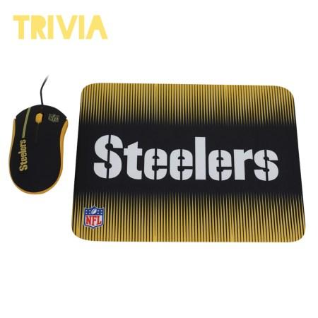 [TRIVIA para fanáticos de la NFL] Participa y ¡Gana un kit de mouse y pad de Ginga