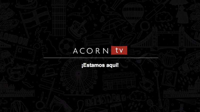 Acorn TV alcanzará un millón de suscriptores alrededor del mundo este 2019 - acorntv