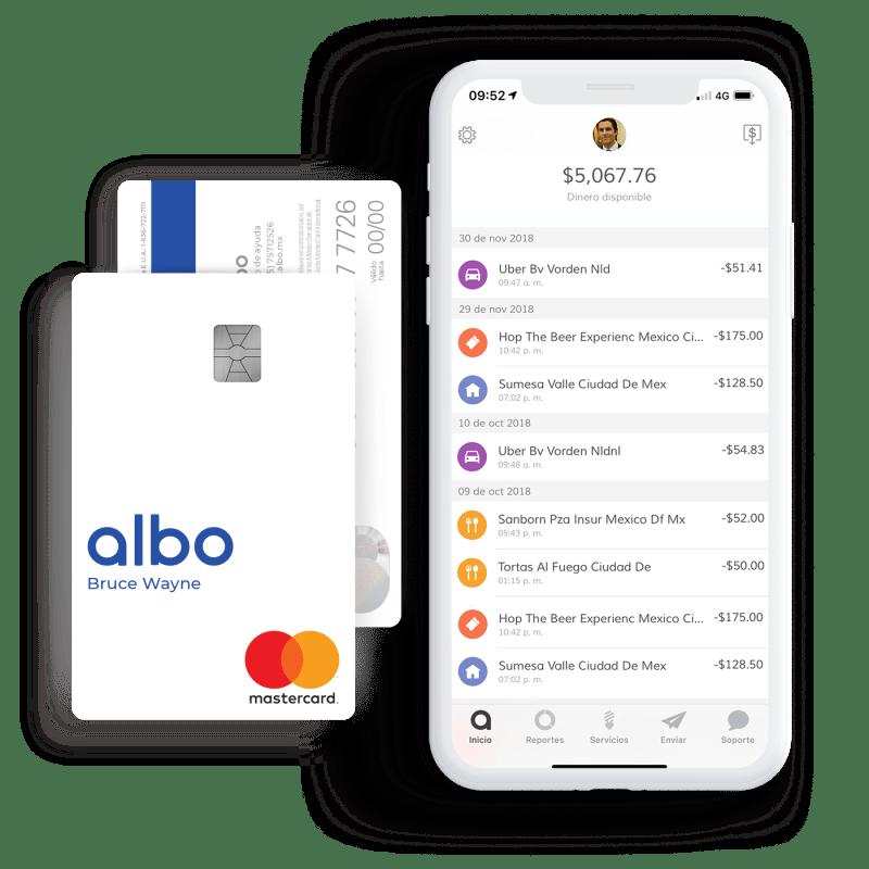 ¿Tienes Android? conoce la cuenta digital que te permite enviar, recibir y gastar tu dinero libremente - albo_app