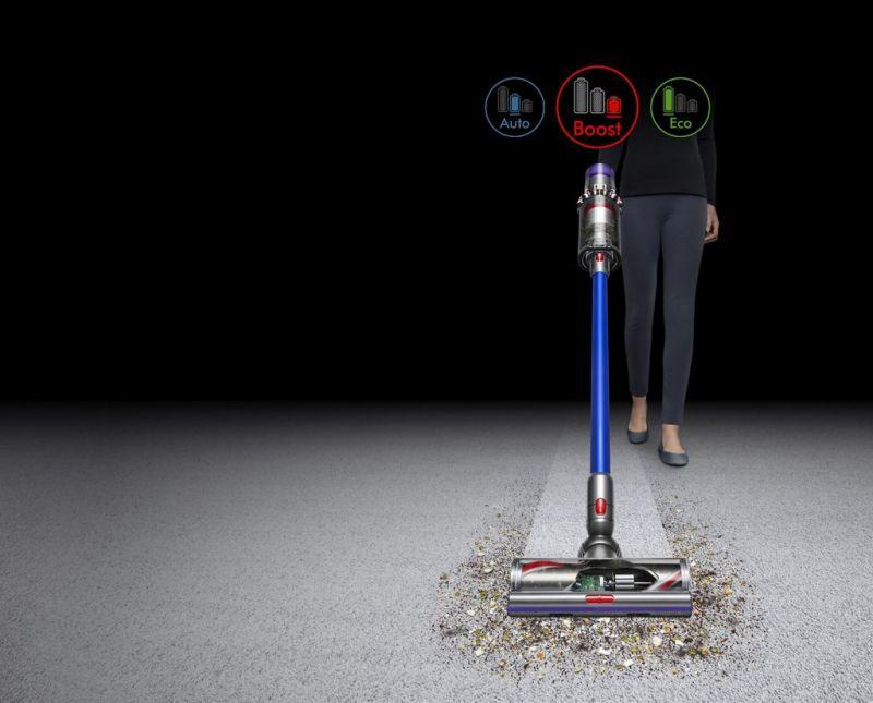 Dyson trae a México nueva gama de purificadores de aire, lámpara que cuida tu visión y aspiradora inteligente - aspiradora-sin-cable-dyson-v11
