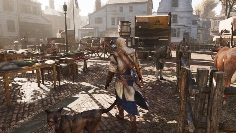 Assassin's Creed III Remastered ¡ya disponible! - assassins-creed-iii-remastered_webadictos_videojuegos
