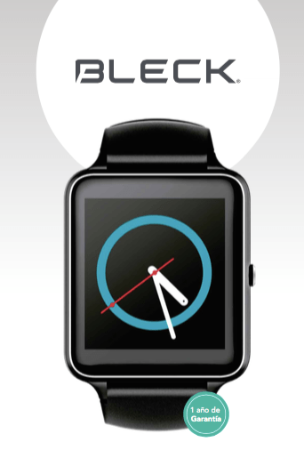 Lanzamiento de la marca mexicana Bleck de smartphones & gadgets - bleck-be-watch