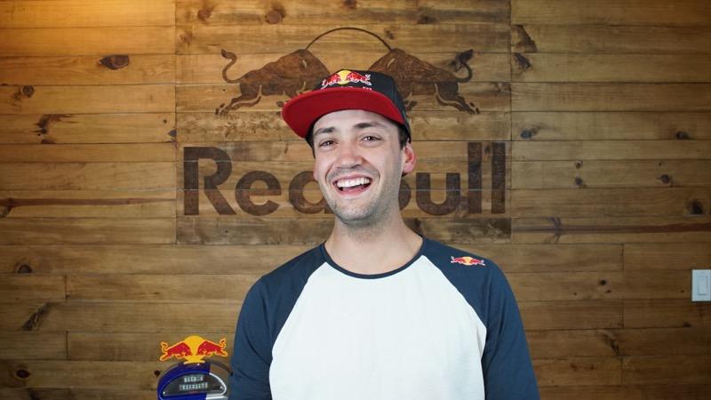 Conoce las reacciones de los deportistas extremos de Red Bull a probar Trials Rising - didier-goirand