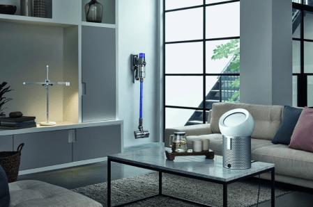 Dyson trae a México nueva gama de purificadores de aire, lámpara que cuida tu visión y aspiradora inteligente