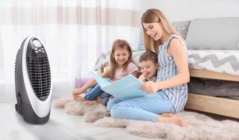 Costo-beneficio de tener un enfriador de aire - enfriador-de-aire-800x469