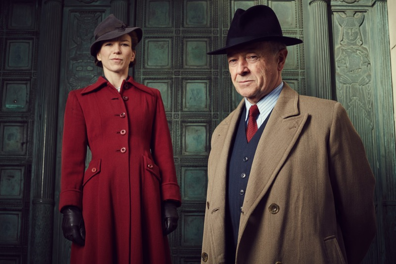 Acorn TV alcanzará un millón de suscriptores alrededor del mundo este 2019 - foyles-war-on-acorn-tv_michael-kitchen_honeysuckle-weeks_55-1