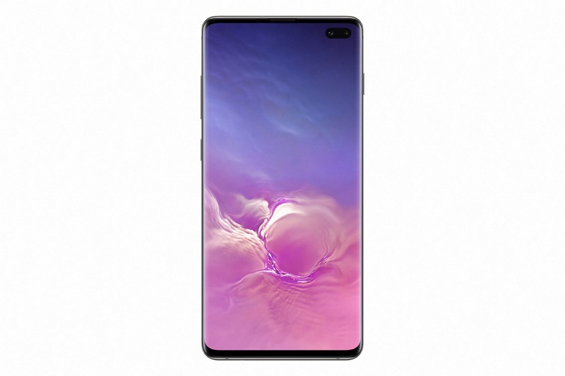 Galaxy S10+ Ceramic: Edición especial - galaxy-s10-ceramic-black_front1-1