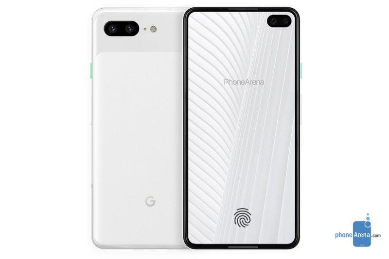 El Google Pixel 4 se sumaría a la tendencia de orificio en pantalla - gp4-phonearena