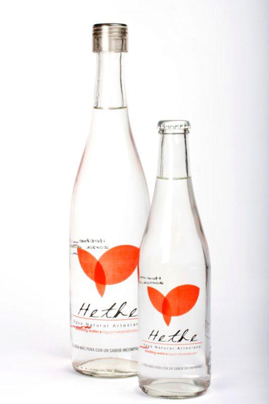 Hethe, la primera marca mexicana de agua artesiana - hethe-sparkling