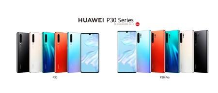 Huawei lanza la serie HUAWEI P30 ¡Reescribe las reglas de la fotografía!