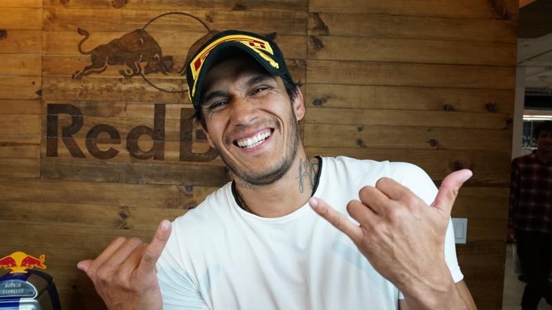 Conoce las reacciones de los deportistas extremos de Red Bull a probar Trials Rising - irwin-vences