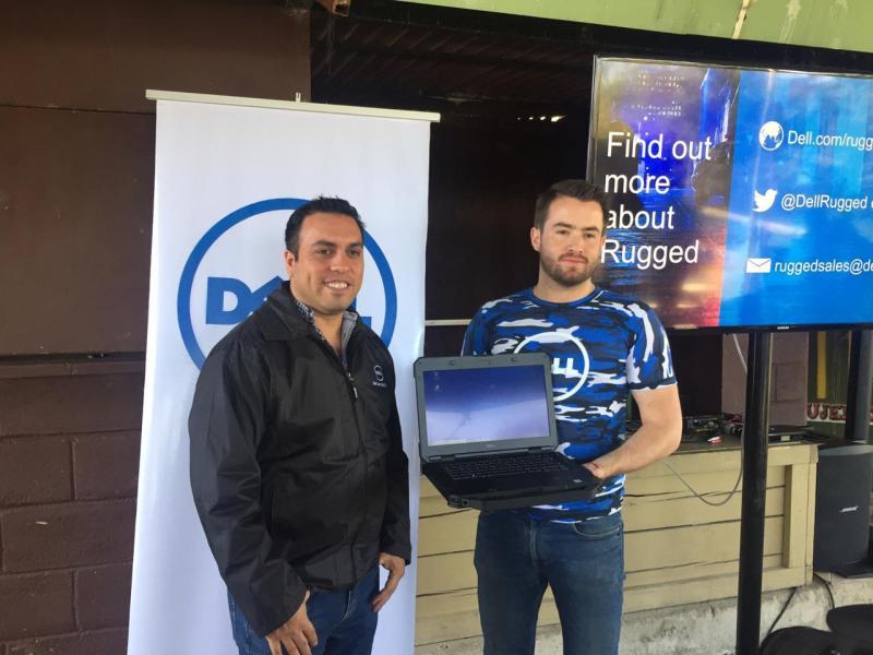 Lanzamiento de la nueva familia de computadoras portátiles Dell Latitude Rugged - javier-pezua-y-patricio-castrejon-800x600