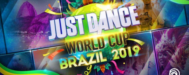 Finales de la Just Dance World Cup desde Brasil ¡Apoya a los representantes latinoamericanos! - just-dance-world-cup-brasil
