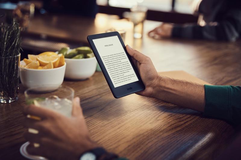 Nuevo Kindle ahora con una luz frontal por menos de $2,000 pesos - kindle-con-luz-frontal