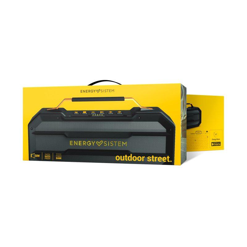 Outdoor Box Street: Un altavoz resistente a golpes y salpicaduras de Energy Sistem - outdoor-box-streetefbbbf_4