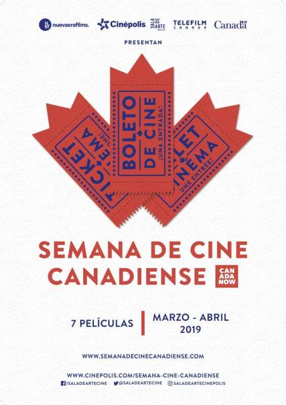 La Semana de Cine Canadiense llega a Ciudad de México