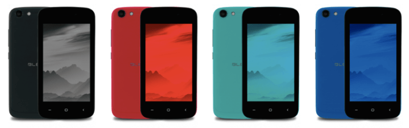 Lanzamiento de la marca mexicana Bleck de smartphones & gadgets - smartphone-bleck-be-fr-celular