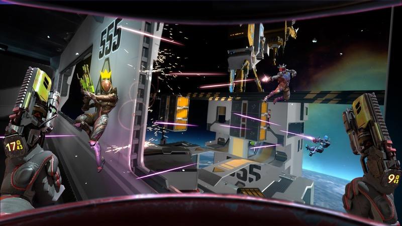 Ubisoft anuncia que Space Junkies ¡ya disponible! - space-junkies_webadictos_1-800x450