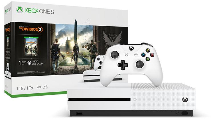 Ubisoft presentó los bundles de The Division 2 de Xbox One X y One S ¡Conoce los detalles para participar en el sorteo! - tom-clancys-the-division-2-xbox-one-s