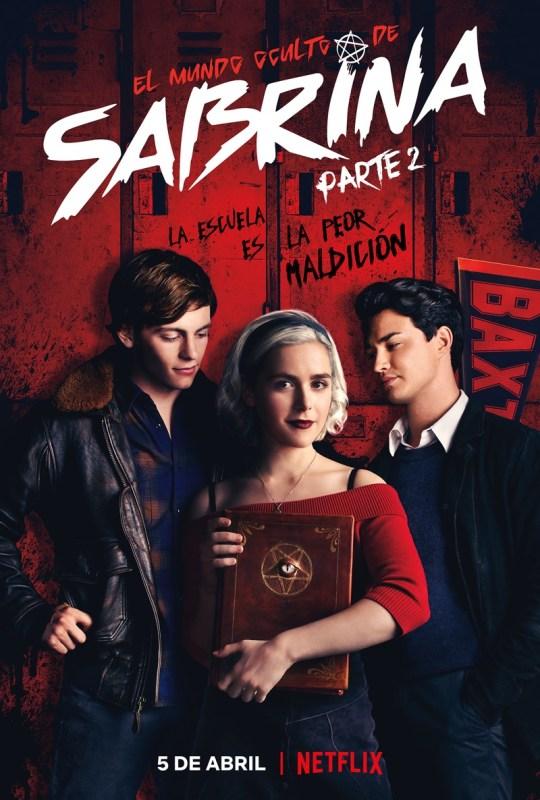 Tráiler de la Parte 2 de El mundo oculto de Sabrina ¡estreno 5 abril! - trailer-de-la-parte-2-de-el-mundo-oculto-de-sabrina-540x800