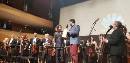 Unfinished Symphony de Huawei: proyecto que combina la Inteligencia Artificial, el talento humano y el arte