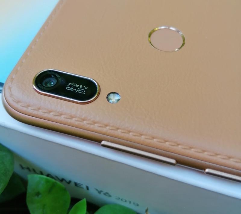 Nuevo Huawei Y6 2019 ¡conoce sus características y precio! - webadictos-camara-principal-y6-2019