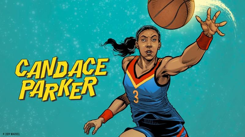 adidas y Marvel celebran a los héroes más poderosos del baloncesto - adidas_marvel_candace_parker_twitter_pass-off