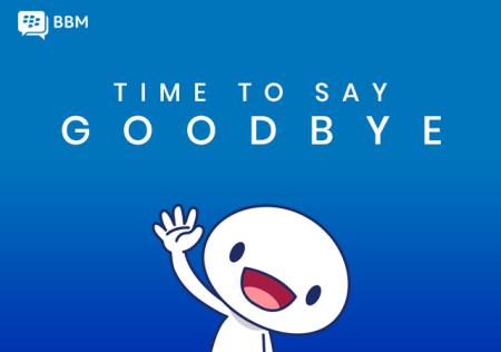 La versión para consumidores de BlackBerry Messenger cerrará a finales Mayo
