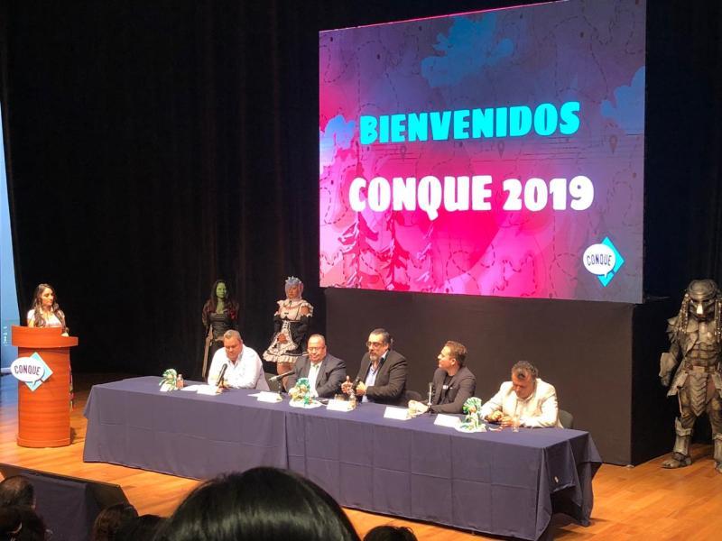 CONQUE 2019 llega el 4 y 5 mayo, ¡Ya puedes adquirir tus boletos! - conferencia-conque-2019